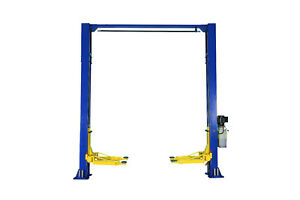 Apluslift Hw 9koh 9 000lb 2 Post Heavy Duty Over Head Car Lift Auto Truck Hoist