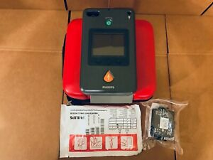 Philips Heartstart Fr3 Frx Aed 2022 Pads New Battery With Case Ecg