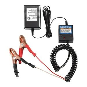 12 Volt Automatic Car Battery Float Trickle Charger