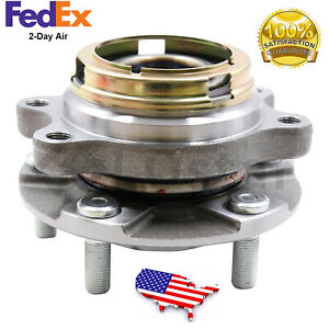 Front Left Or Right Wheel Hub Bearing Assembly Fits 2003 09 Nissan Murano 513310