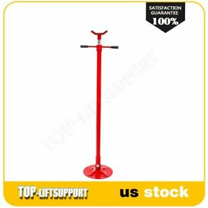 High Quality 1 2 Ton 1000 Lbs Car Under Hoist Support Jack Stand 80 lifting Jack