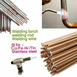 Copper Welding Wire Refrigerator Air Conditioning Copper Tube Weld Phosphor Rod