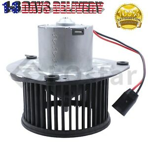 Heater A c Blower Motor W Fan Cage Fits Chevy Buick Pontiac Oldsmobile 700129