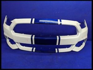 2015 2017 Ford Mustang Gt New Take Off Front Bumper Cover Assembly Oem