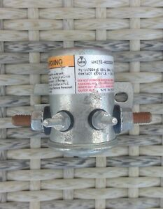 71 117224 5 Coil 24 Volt White rogers Relay