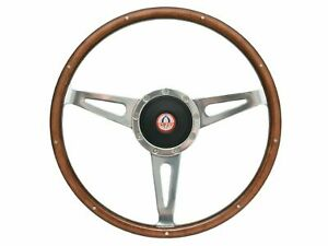 1968 1978 Mustang Shelby Style Steering Wheel Kit W hub Gt 350 Cobra Emblem