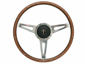 1968 1978 Mustang Shelby Style Steering Wheel Kit W Hub Mustang Pony Emblem