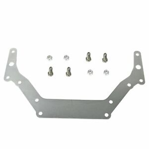 Transmission Adapter Plate For Chevy 1962 up Th350 Th400 Bop to