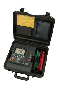 Kyoritsu 3127 High Voltage Insulation Tester 250v To 5000v