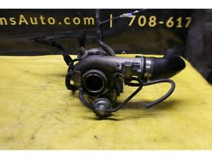 2006 2009 Mazdaspeed Mazda 3 6 Speed Oem K04 Turbo Charger Turbocharger 2 3l Tes