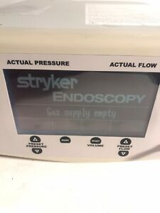 Stryker 40l Core High Flow Endoscopy Insufflator With Lo Flow Mode 620 040 504