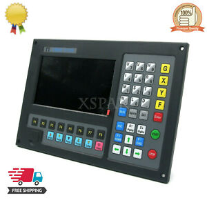 2 Axis Cnc Controller For Cnc Plasma Cutting Machine Laser Flame Cutter F2100b