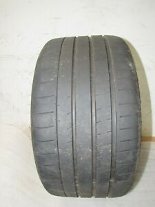 Michelin Pilot Super Sport 295 35zr19 104y Tire Tread Depth 5 5 8 32 50 58 Life