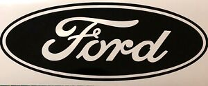 Ford Car Truck Vinyl Sticker Decal multiple Colors