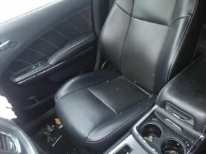 Passenger Front Seat Bucket Leather Lumbar Fits 11 14 Charger 1467427