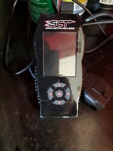 Sct 7015 Power Flash Tuner Programmer For Ford Powerstroke used