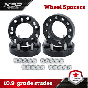 4 1 5 Hubcentric Wheel Spacers 5x5 5 Adapters 9 16 Studs For Dodge Ram 1500