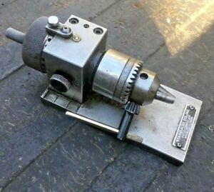 Star Gauge Co Rotary Indexing Fixture For Surface Grinder Tool Cutter Machinist