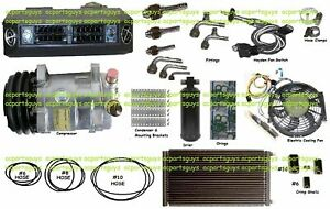 1965 1966 65 66 Ford Mustang A C Complete System Kit
