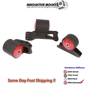 Innovative Replacement Mount Kit 2003 2006 For Mitsubishi Lancer Evo 70650 95a