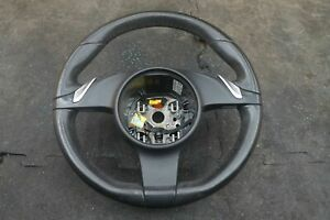 Driver Steering Wheel Heated 99734780364a34 Porsche Boxster Cayman 911 2009 12