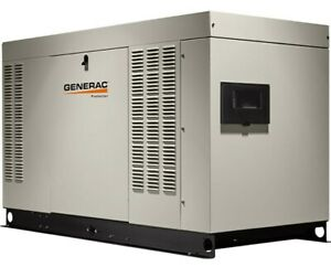 Generac 36kw Liquid cooled Protector Series High speed Generator 3 600 Rpm