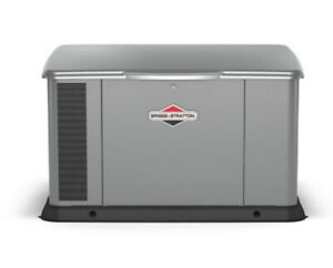 Briggs Stratton 20kw Standby Generator System W Aluminum Enclosure