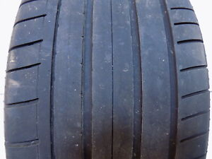 Used P265 45r18 101 Y 6 32nds Dunlop Sp Sport Maxx Gt