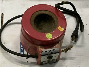 Briskeat Heating Mantle 115v 82w P n Bc 120 s