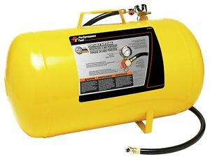 Performance Tool W10005 125 Psi Light Weight And Portable Air Tank 5 Gal