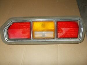 Vintage Ford Mustang Left Side Rear Taillight D4zb13441aa