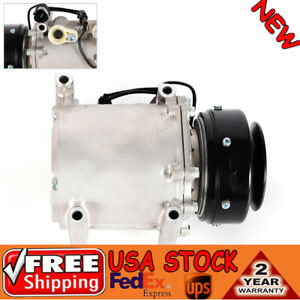 Ac Compressor For Mitsubishi Montero Sport 2004 2003 2002 2001 1997 Co 10379t Us