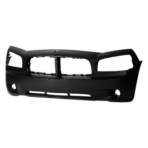 For Dodge Charger 2006 2010 K Metal 1215424 Front Bumper Cover