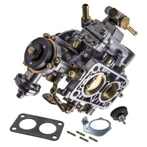 Carburetor For 38x38 2 Barrel Carb Fit Fiat Renault Ford Vw 4 Cyl Brand New
