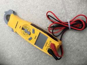 Fieldpiece Sc620 Digital Clamp Multimeter With Leads For Hvacr