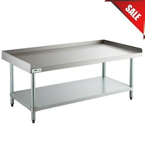 Regency 30 X 60 All Stainless Steel Work Prep Table Commercial Equipment Stand