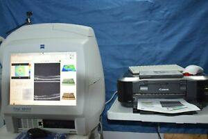 Zeiss Cirrus 400 Sd oct With Printer And Warranty