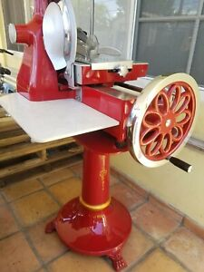 Legend 350 Commercial Meat Slicer Deli Food Restaurant Cutter Manuel