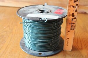 500ft Republic Wire 14 Awg Solid Copper Wire Thhn Thwn 600v Gas