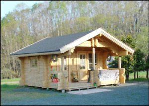 Tiny House Catalog Rustic Outback Kit Home