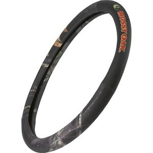 Mossy Oak Country Roots Camo Steering Wheel Cover Water Repellent Neoprene New