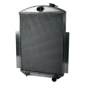 For Chevy Fleetmaster 41 46 Afco 80147 S Na N Street Rod Performance Radiator