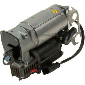 One New Wabco Air Suspension Compressor P2496 For Volkswagen More