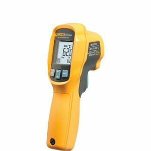 New Fluke 62 Max Single Laser Infrared Thermometer 3 Years Warranty