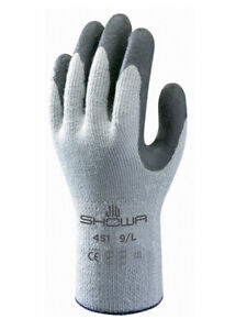 6 Pairs Showa Atlas 451 Therma Fit Insulated Gloves Sizes S m l xl