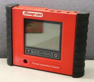Snap On Edge Diagnostic Systems Pac Am 600 Personal Automotive Computer