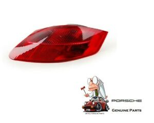 New Genuine Porsche 987 Boxster Cayman Rear Red Tail Light Right 98704490002