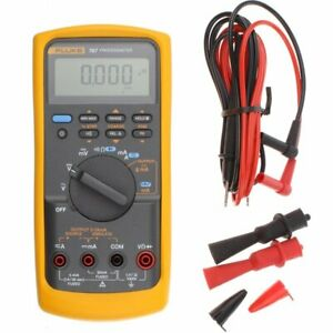 New Fluke 787 Processmeter A Dmm Loop Calibrator All in one New