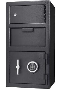 Winbest Steel Digital Keypad Security Lock Depository Safe