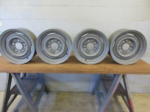 Kelsey Hayes Ford Wheel 15 X 5 1 2 Bolt Circle 5 On 5 1 2 Model A B Hot Rod